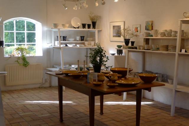 You are currently viewing Billinge Krukmakeri & Galleri,Billinge