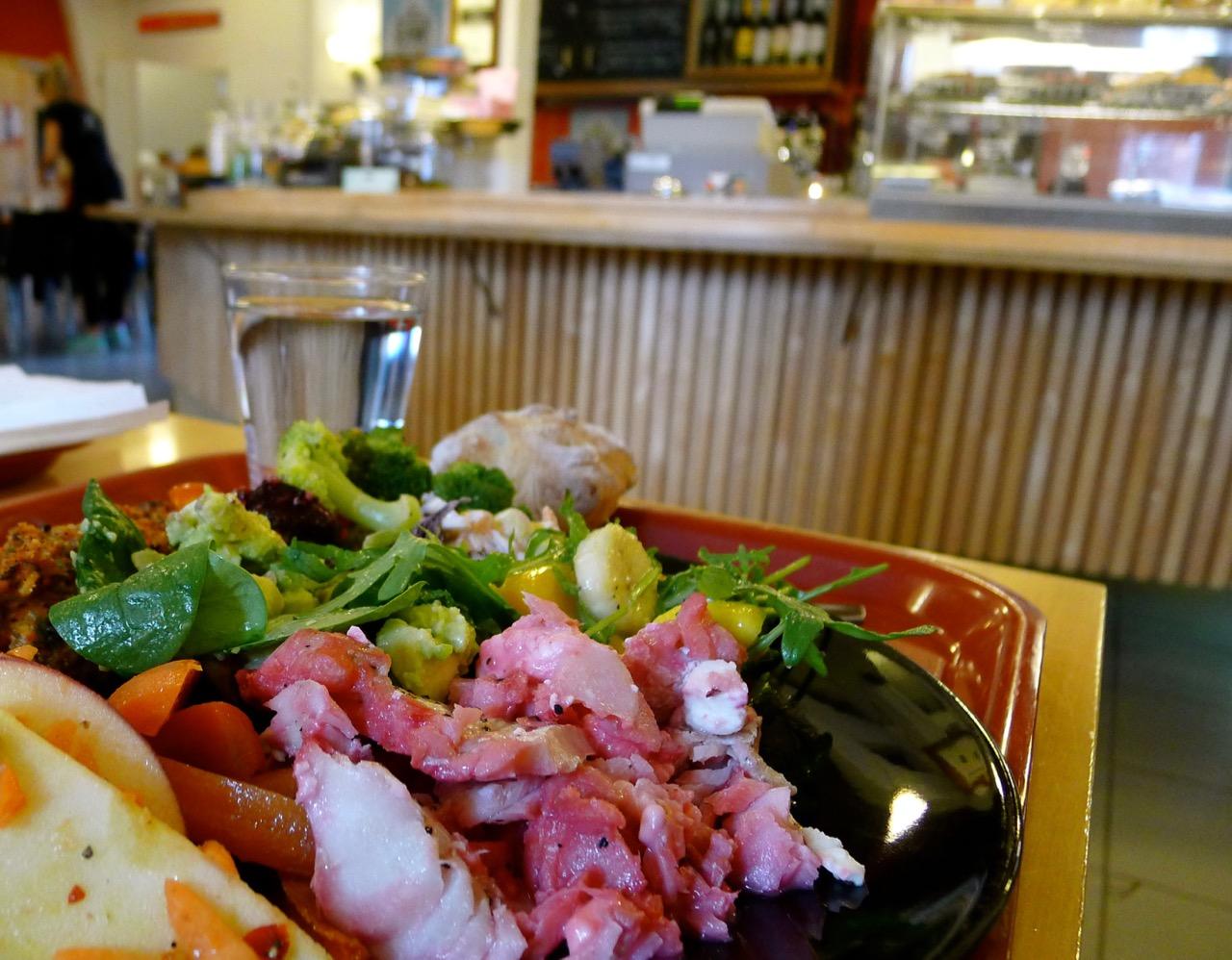 Cafe Miro, Kristianstad Museum