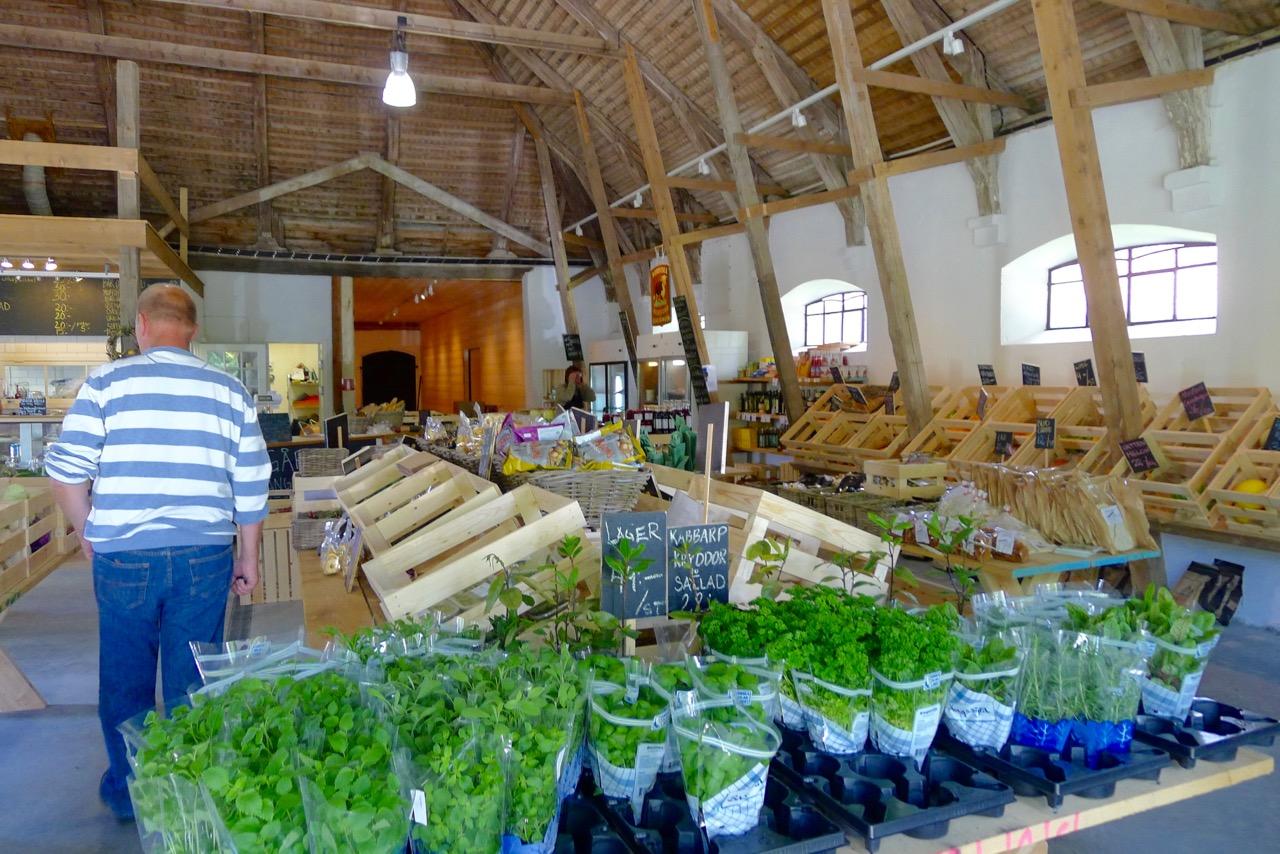 Börringekloster Gårdsbutik