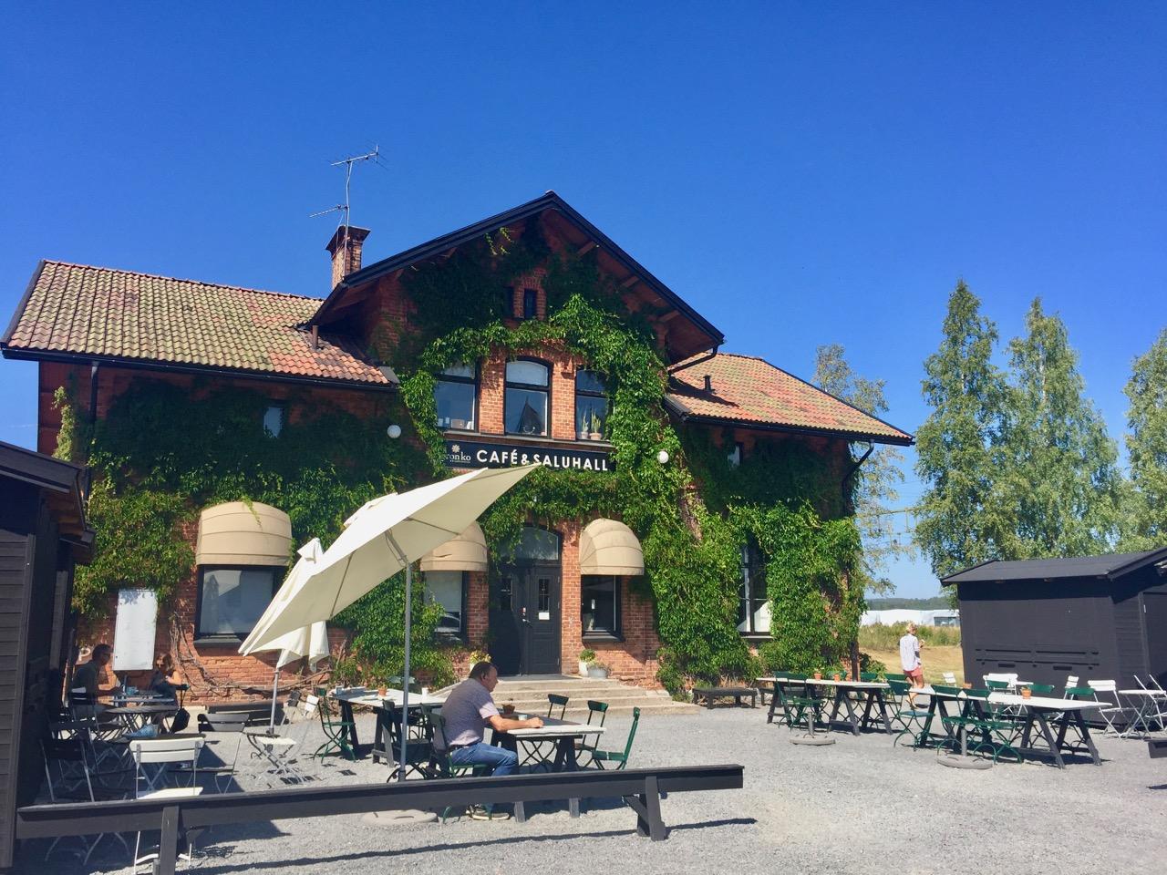 Grön Ko Café & Saluhall, Säffle, Värmland